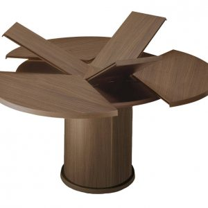 Skovby Expandable Dining Table