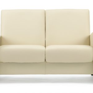 Stressless Arion Low Back Loveseat
