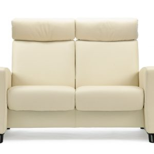 Stressless Arion High Back Loveseat
