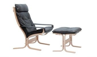 Siesta Classic Chair High Back With Arms
