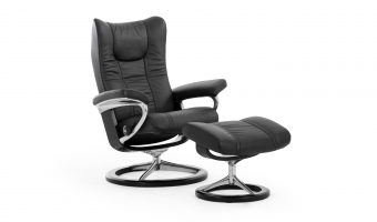 stressless wing signature base