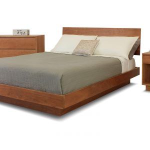 Brattleboro Bed with Standard Headboard