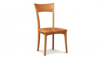 Ingrid Side Chair Wood Seat